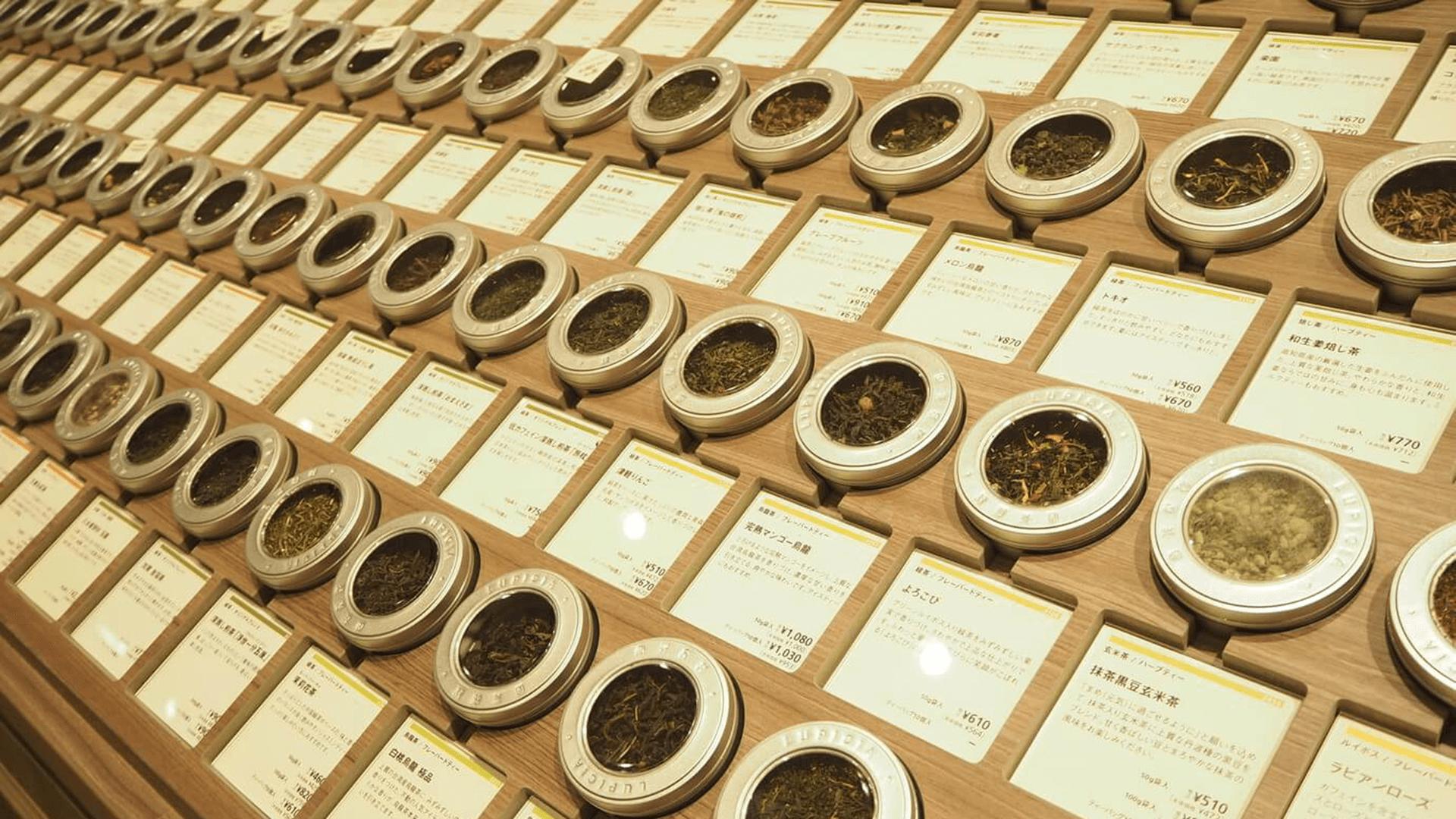 ルピシア LUPICIA 紅茶 茶葉 専門店